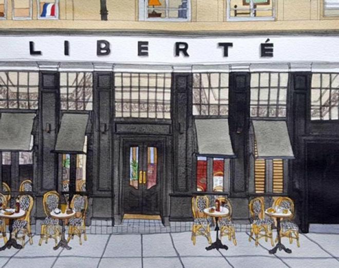 Liberté now open