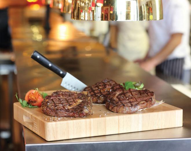 Miller & Carter Steakhouse now open