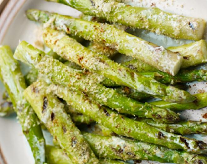 Mexican-style asparagus recipe