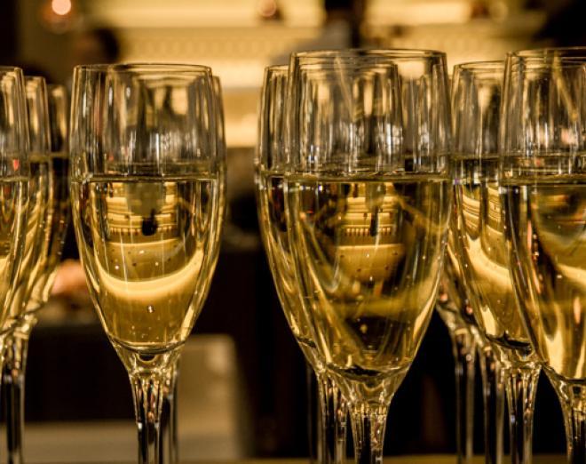 Divino Enoteca's sparkling wine masterclass