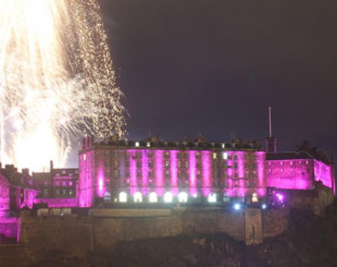 Hogmanay Gala Ball at Sheraton Grand Edinburgh