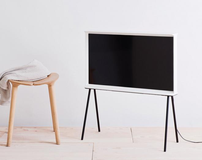 Object of desire: The new Samsung Serif TV
