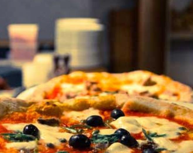 Paesano Pizza, West End Glasgow