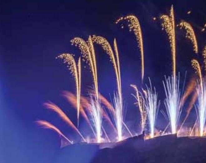 Pick up a Picnic at the Virgin Money Fireworks Concert