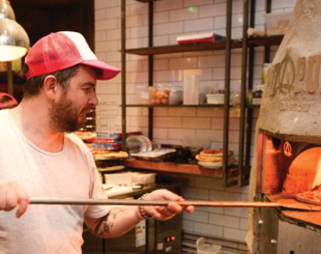 Pizza Punks rocks up in Glasgow