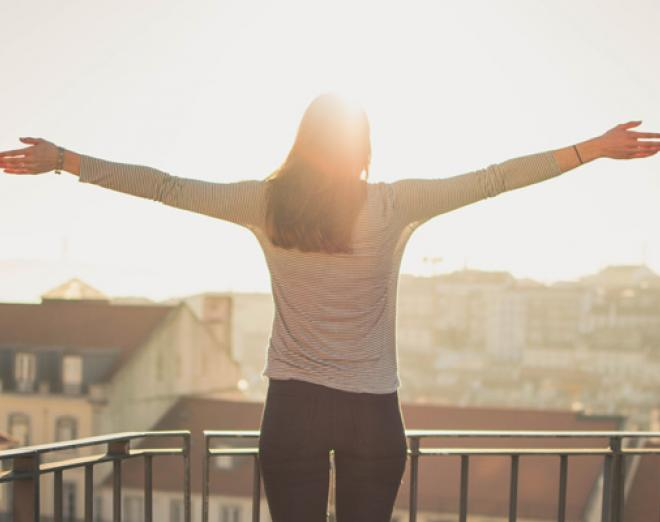 10 steps to positivity