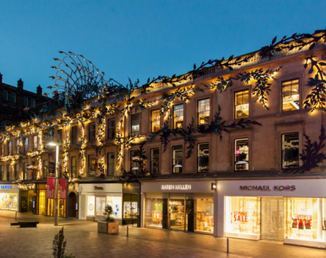 Win £150 to spend at Links of London, Princes Square