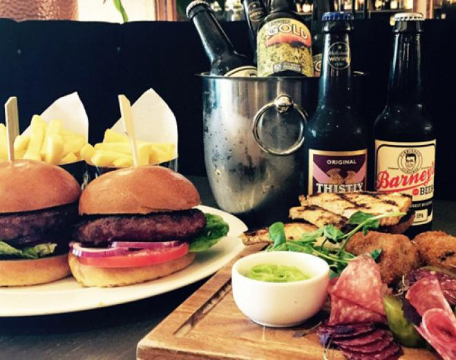 Win a meal for two at Printing Press Bar & Kitchen