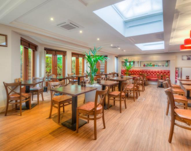 Win lunch for four at Shackleton's Bar and Brasserie