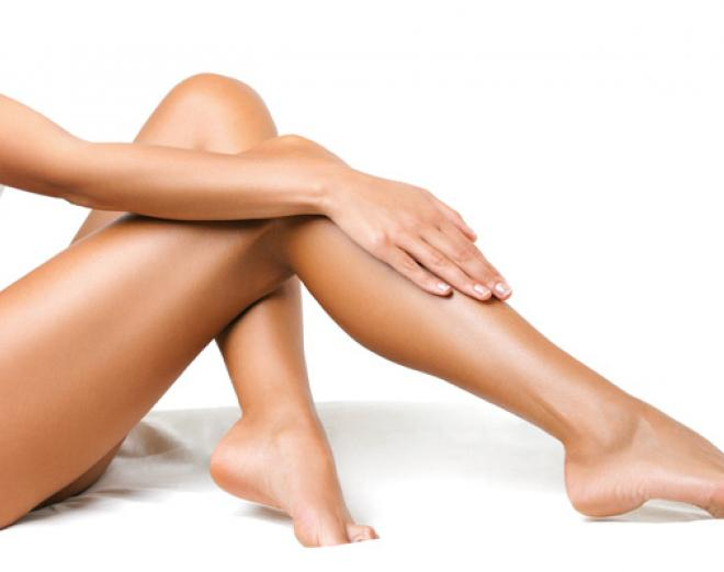 Laser hair removal at Thérapie Clinic