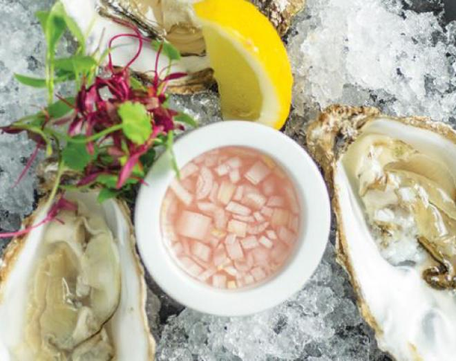 Exclusive i-on reader offer: Champagne and oysters at Steak