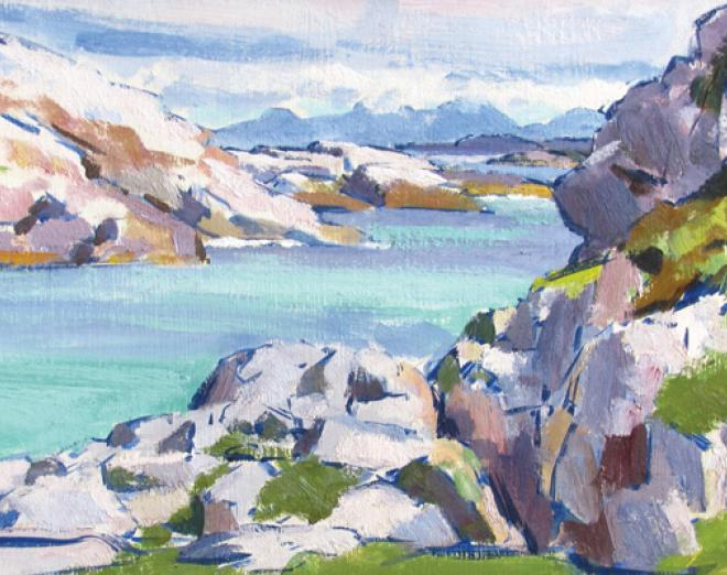 The Scottish Colourists at The Scottish Gallery