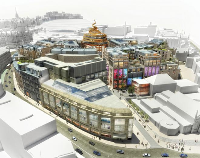 St James Shopping Centre: The transformation