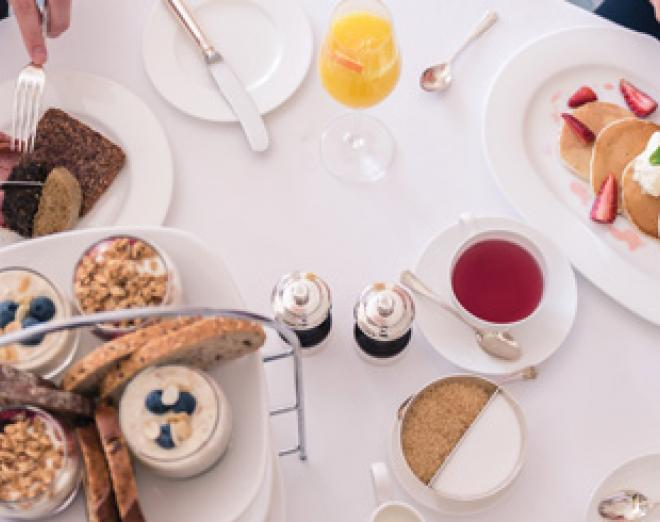 Exclusive i-on reader offer: Breakfast at The Caledonian