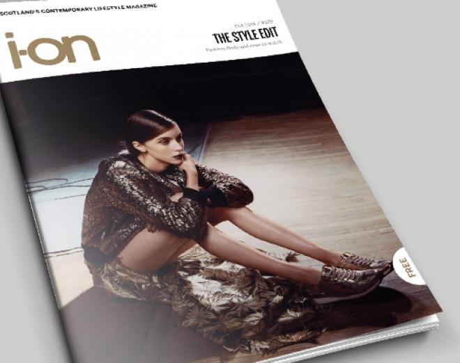 i-on magazine, October 2016: The Style Edit