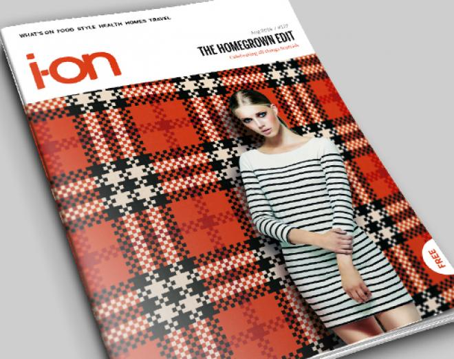 i-on magazine, August 2016: The Homegrown Edit