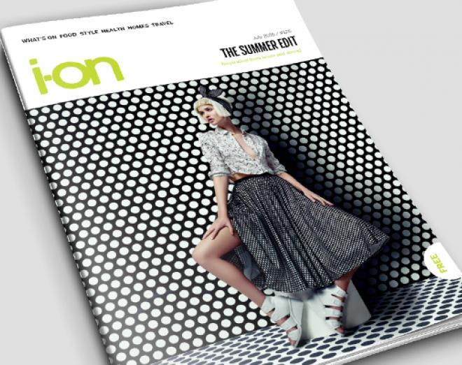 i-on magazine, July 2016: The Summer Edit