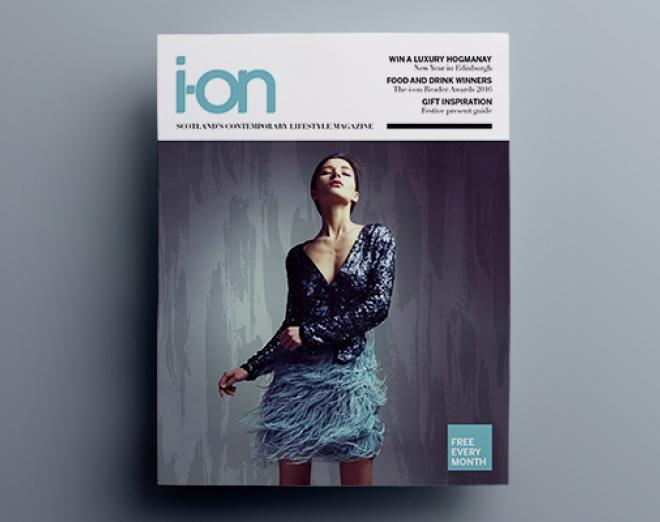 i-on magazine, November 2016: The Festive Edit