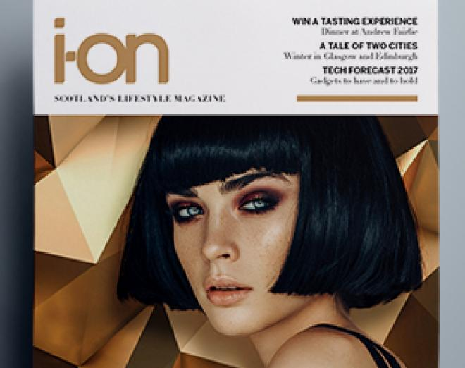i-on magazine, December 2016: The Winter Edit
