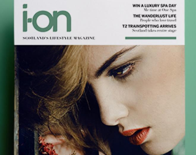 i-on magazine, January 2017