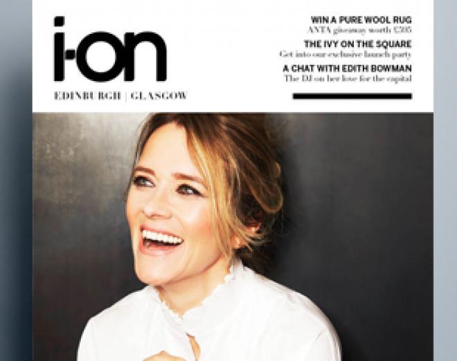 i-on magazine September issue