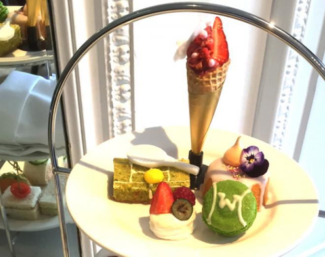 Win Wimbledon afternoon tea for two at Blythswood Square