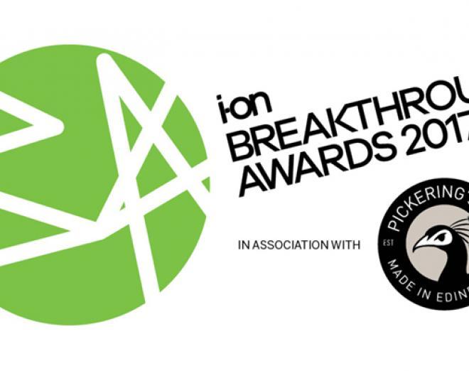 The i-on Breakthrough Awards 2017