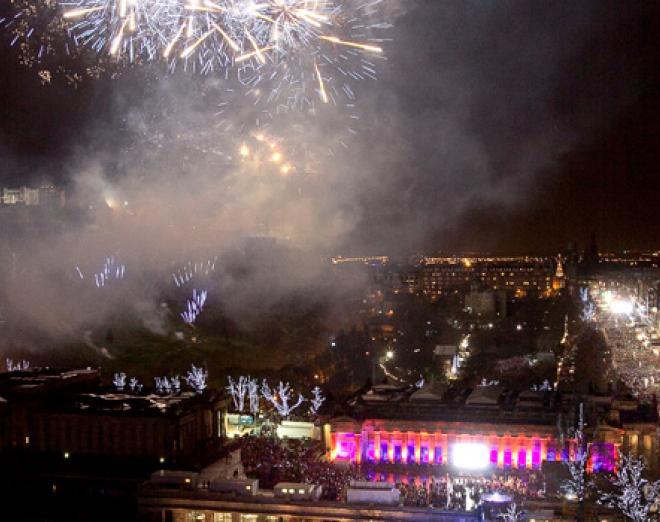 10 of the best Hogmanay parties in Edinburgh
