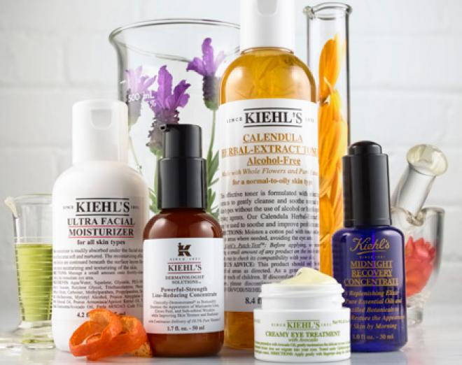 Kiehl's opens its first Scottish store