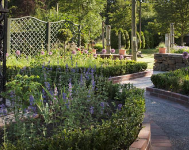 The Jo Malone Herb Garden