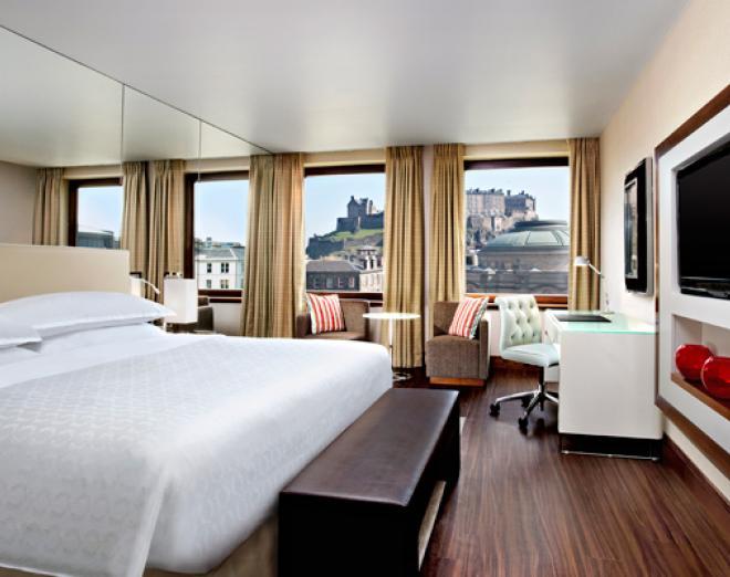 Sheraton Grand Hotel and Spa