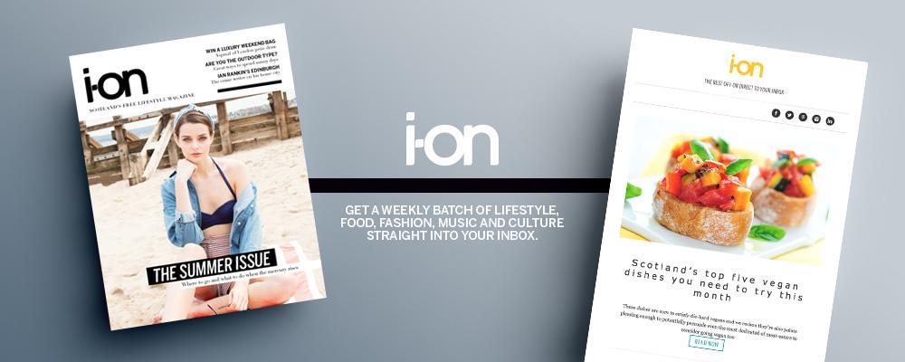 The i-on newsletter
